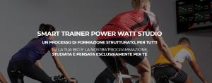 smart trainer power watt studio